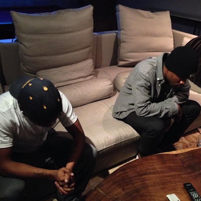 New Music Coming Soon From Lil B and Frank Ocean