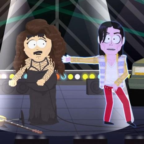 "New ""South Park"" Takes on Holograms of Michael Jackson & Tupac, Iggy Azalea, Nicki Minaj, Miley Cyrus"