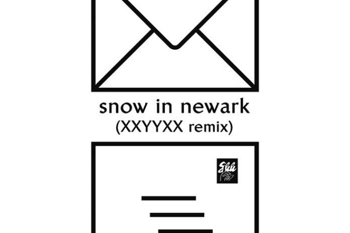 Ryan Hemsworth featuring Dawn Golden - Snow In Newark (XXYYXX Remix)