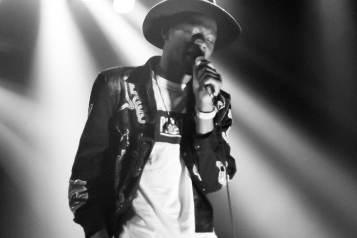 Theophilus London Announces 'Vibes' Tour With Father and Doja Cat
