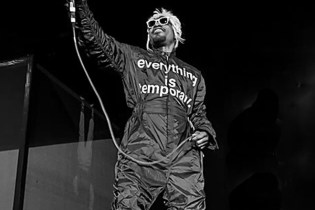 Andre 3000 to Turn Tour Jumpsuits into T-shirt Line