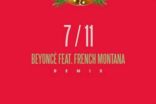Beyoncé featuring French Montana - 7/11 (Remix)