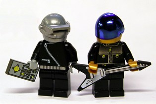 Lego Considers Making Daft Punk Pieces