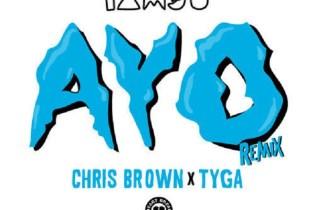 Chris Brown & Tyga - Ayo (IAMSU! Remix)