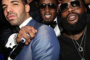 Diddy and Drake Apparently Fought Over Boi-1da's Beat