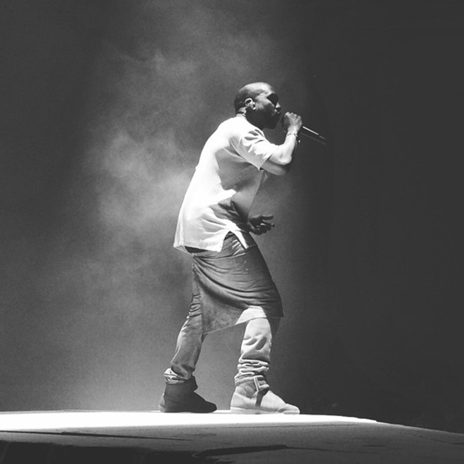 Fan Compiles Every Available Video of the 'Yeezus' Tour