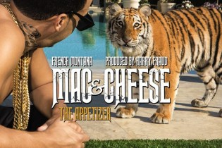 French Montana collaborates with Harry Fraud on Mac & Cheese: The Appetizer EP