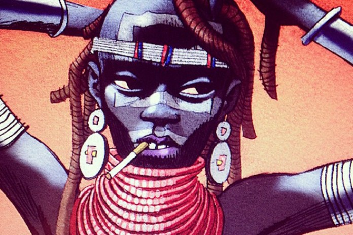 Gorillaz's co-creator Jamie Hewlett to Release Art Book