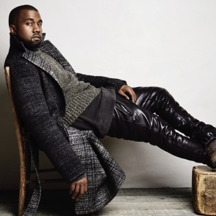 GQ Readers Vote Kanye West as Most Stylish Man of 2014