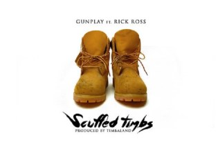Gunplay featuring Rick Ross - Scuffed Timbs (Produced by Timbaland)