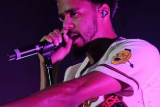 J. Cole's '2014 Forest Hill Drive' Goes Gold