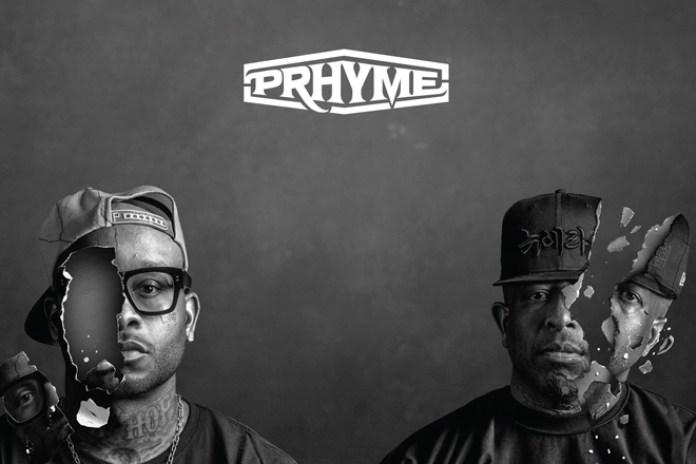 Stream DJ Premier and Royce Da 5'9's PRhyme Debut Album