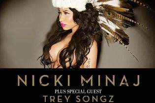 Nicki Minaj Announces Her European Tour With Trey Songz