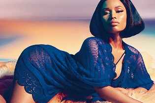 Nicki Minaj is the Face of Roberto Cavalli's New Campaign