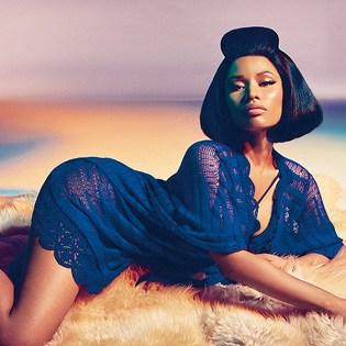 Nicki Minaj is the Face of Roberto Cavalli's New Campaign