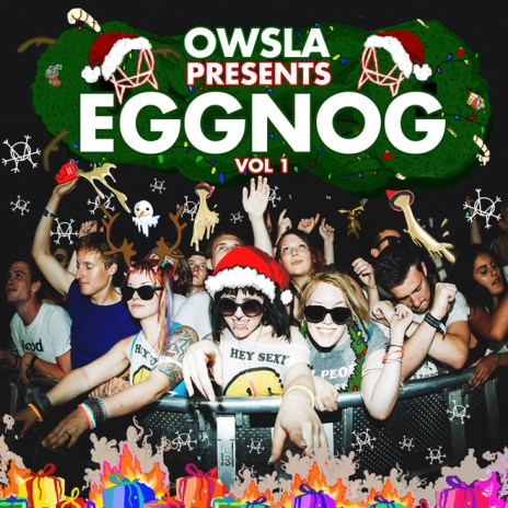 Stream OWSLA's Greatest Hits album 'EGGNOG,' features Skrillex, G-Dragon, CL, Diplo, Lil Jon, Skylar Grey and more.