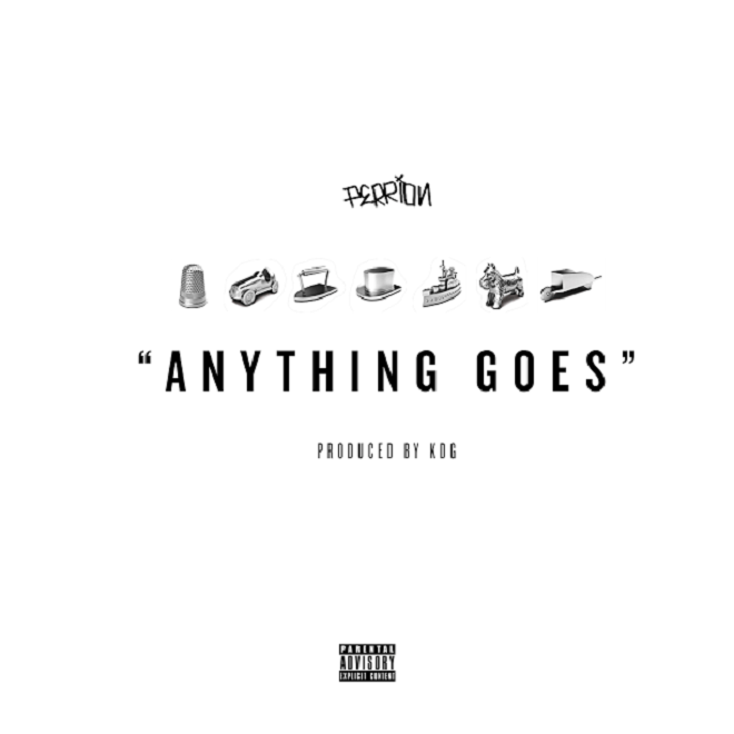 PREMIERE: Perrion - Anything Goes