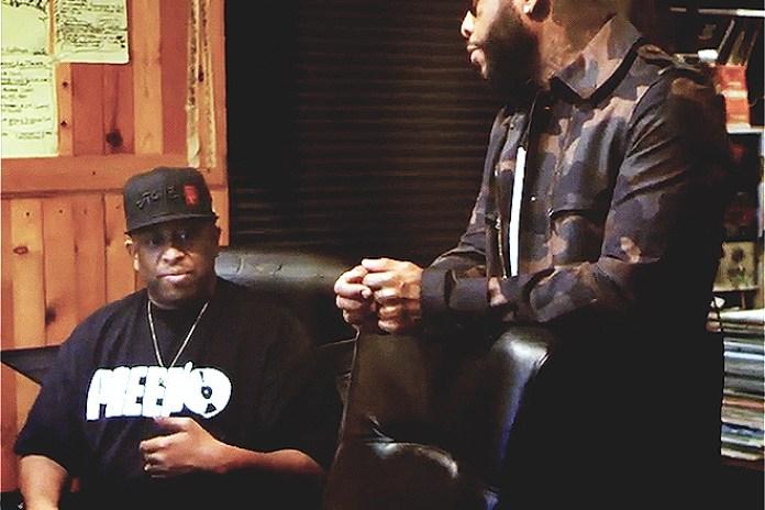 PRhyme (Royce D 5'9 & DJ Premier) - PRhyme Time