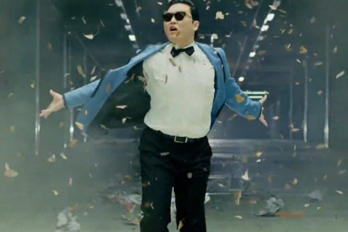 "PSY's Gangnam Style ""Breaks"" YouTube View Counter"