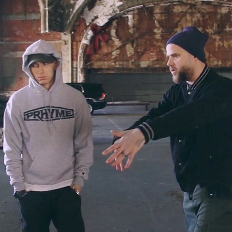 """Shady Records Releases """"Shady CXVPHER"""" Behind-The-Scenes Video"""