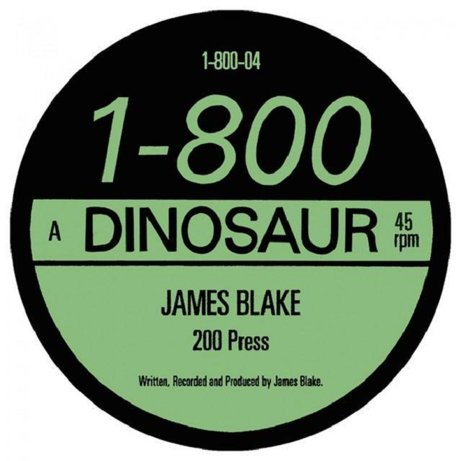 Stream James Blake's New EP, '200 Press'