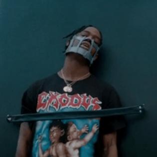 Travi$ Scott featuring Young Thug and Rich Homie Quan - Mamacita