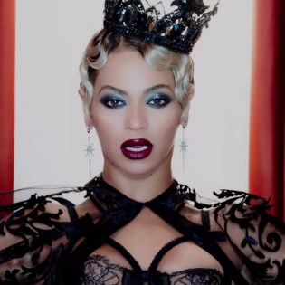 """Watch A Behind the Scenes Clip About Beyonce's """"Haunted"""" and """"Superpower"""" Videos"""