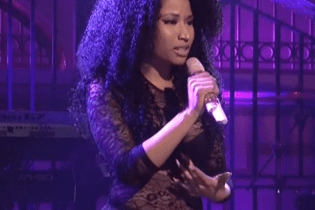 Watch Nicki Minaj's Return to 'SNL'