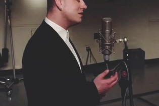 """Watch Sam Smith cover """"Have Yourself A Merry Little Christmas"""""""