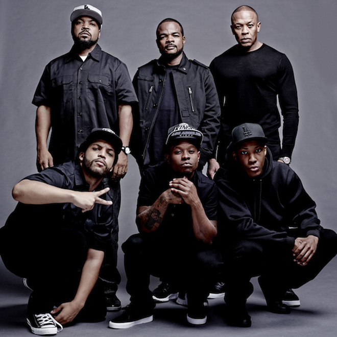 Watch the Trailer For N.W.A Biopic 'Straight Outta Compton'