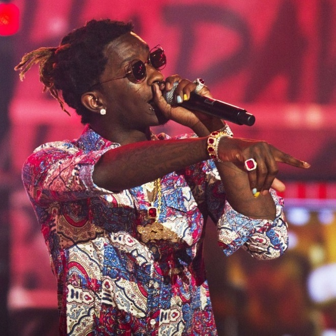 Young Thug - Cloud 9 (Produced by London On Da Track)