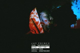 Jay Prince - BeFor Our Time (EP Stream)