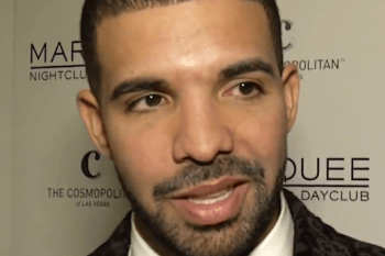 Drake Hosts New Year's Eve Party In Las Vegas