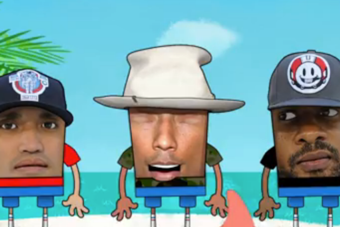 """Watch N.E.R.D.'s New Music Video for """"Squeeze Me"""""""