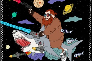 Action Bronson - Actin Crazy (Produced by 40)