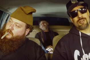 Action Bronson & The Alchemist Join B-Real on Latest 'Smokebox' Episode