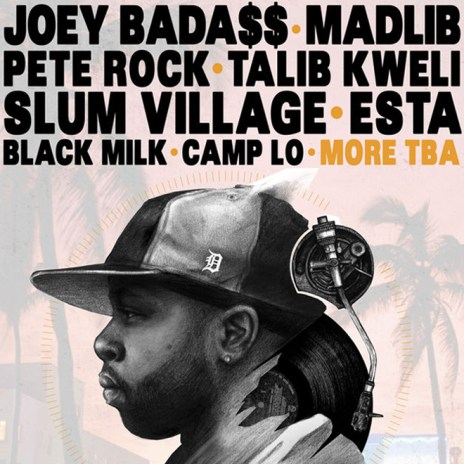 Dilla Weekend to Feature Joey Bada$$, Madlib, Pete Rock, esta. and More