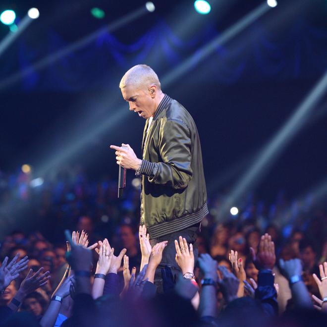 "Hotstylz Rapper Sues Eminem Over Sample in ""Rap God"""