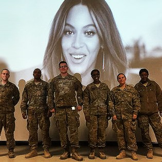 JAY Z and Beyonce Send Message to U.S. Troops