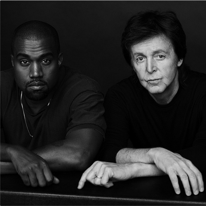 Kanye West to Soon Release Collaborations with Paul McCartney, Rihanna & Ty Dolla $ign