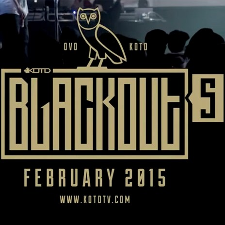 "Drake & OVO to Team with King Of The Dot for ""Blackout 5"""