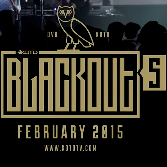 """Drake & OVO to Team with King Of The Dot for """"Blackout 5"""""""