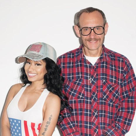 More Photos of Nicki Minaj from the Terry Richardson Shoot