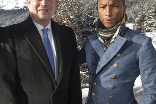 Pharrell Announces 'Live Earth' Concert Series With Al Gore