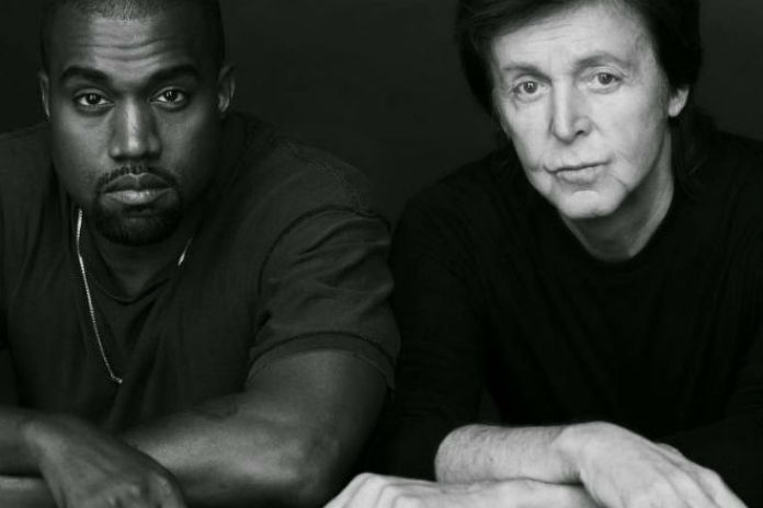 POLL: Which Kanye West/Paul McCartney Collaboration Do You Prefer?