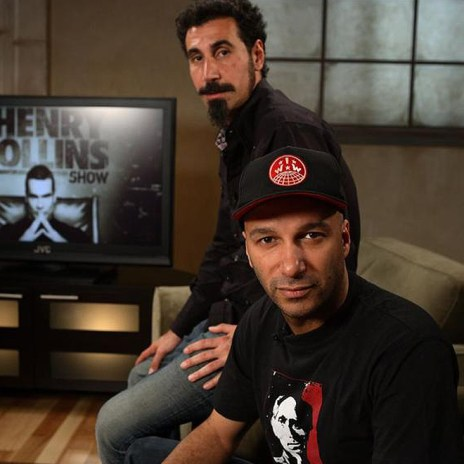 "Serj Tankian and Tom Morello cover Ozzy Osbourne ""Crazy Train"""