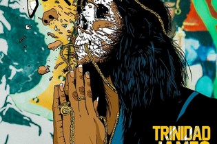 Trinidad James Releases Cover Art and Tracklist for 'No One Is SaFe'