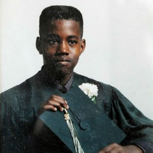 Watch A 12-Year-Old Kanye West Recite a Poem For Martin Luther King Jr.