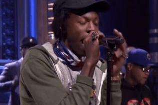 Watch Joey Bada$$ Perform on 'The Tonight Show Starring Jimmy Fallon'