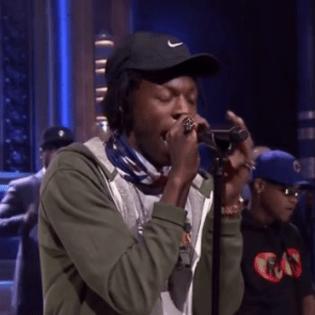 Watch Joey Bada$$ Perform on 'The Tonight Show Starring Jimmy Fallon'